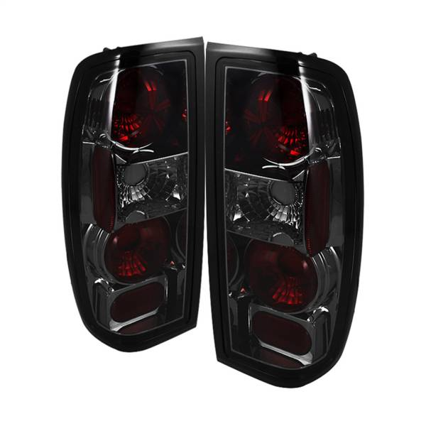 Spyder Auto - Euro Style Tail Lights 5033604