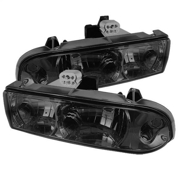 Spyder Auto - Crystal Tail Lights 5033789
