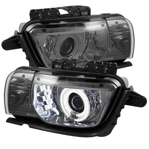 Spyder Auto - Dual CCFL Halo Projector Headlights 5042361