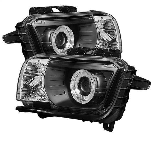 Spyder Auto - Dual Halo Projector Headlight 5034236