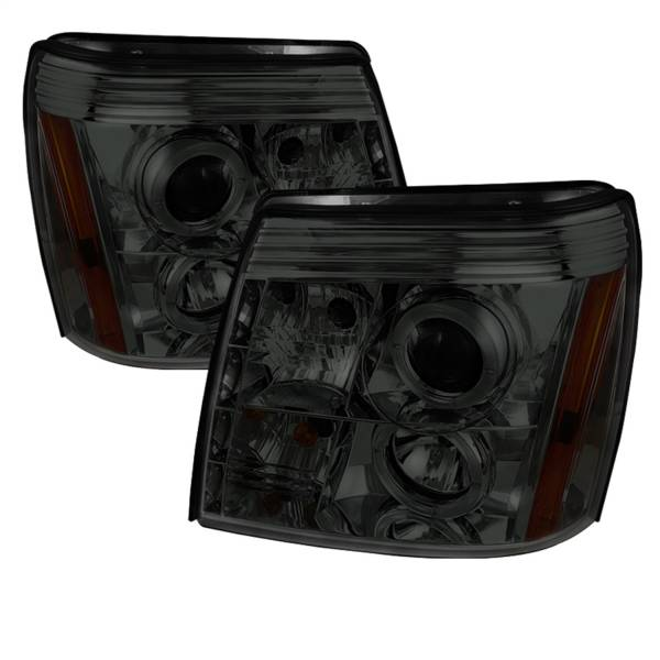 Spyder Auto - Halo DRL LED Projector Headlight 5038067
