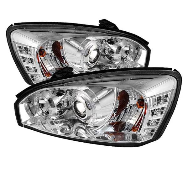 Spyder Auto - Halo Projector Headlights 5042668