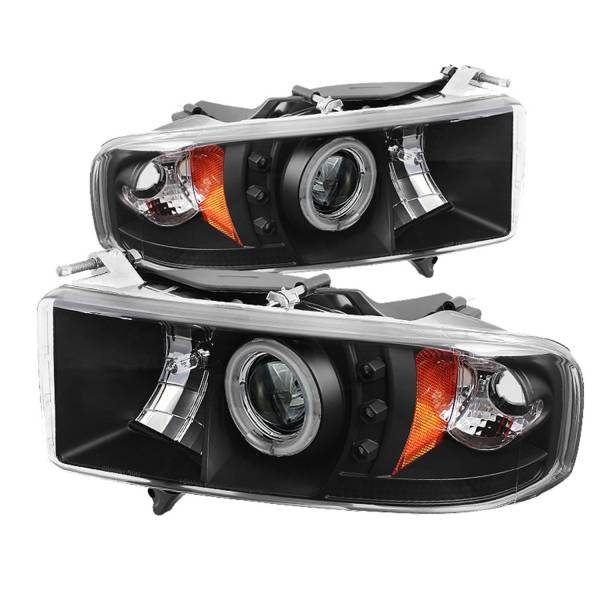 Spyder Auto - CCFL LED Projector Headlights 5069733