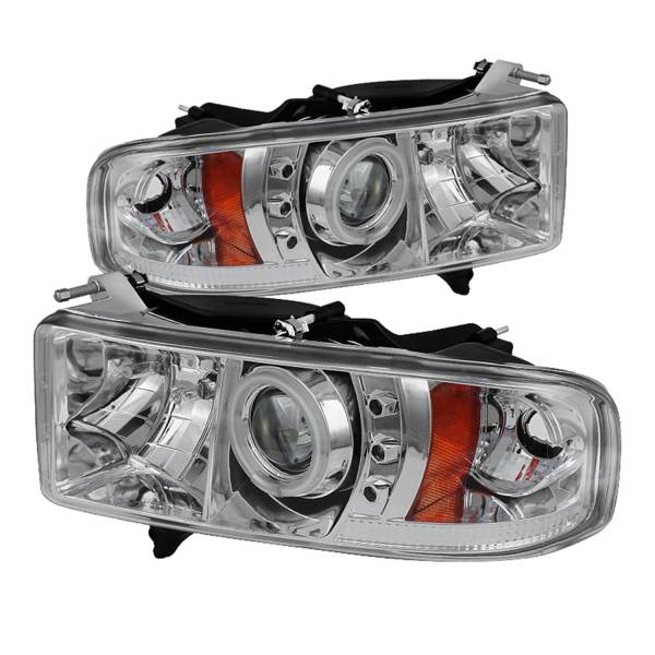 Spyder Auto - CCFL LED Projector Headlights 5069740