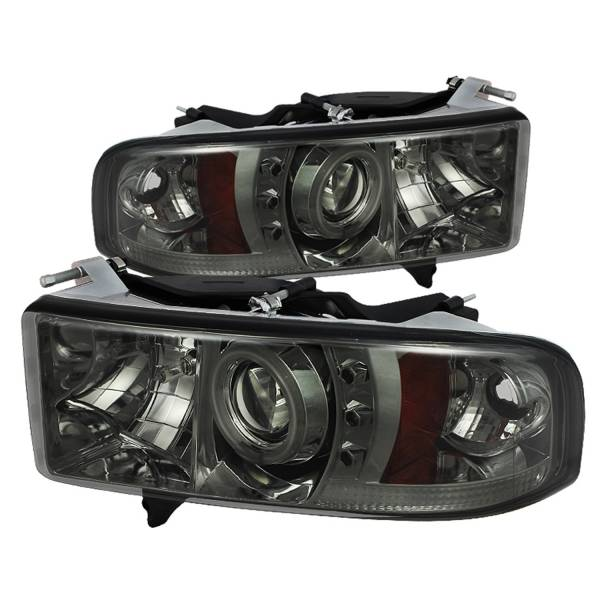 Spyder Auto - CCFL LED Projector Headlights 5069757