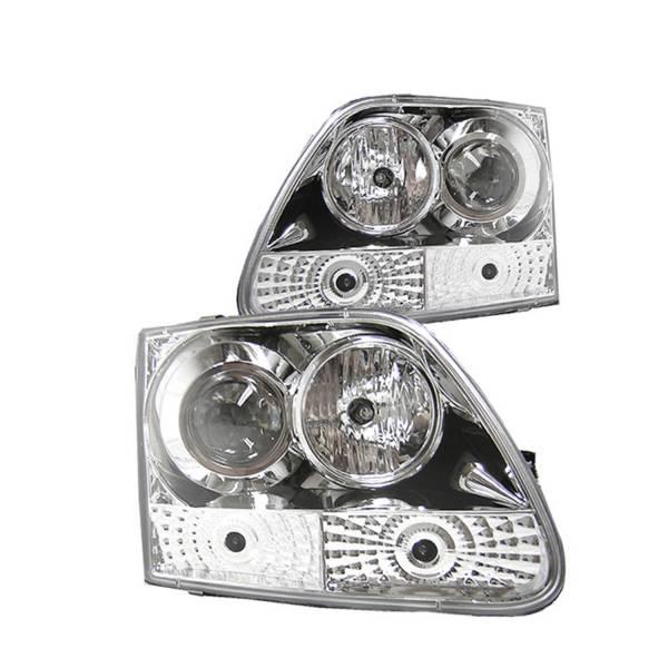 Spyder Auto - Halo Projector Headlights 5010322