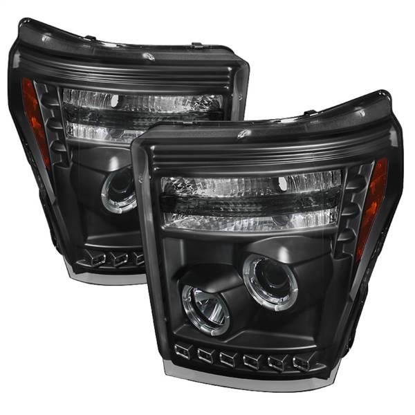 Spyder Auto - Halo LED Projector Headlights 5070272