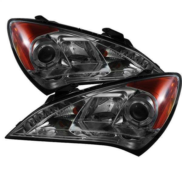Spyder Auto - Halo DRL LED Projector Headlight 5042330