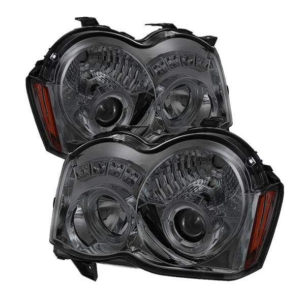 Spyder Auto - Halo LED Projector Headlights 5070173
