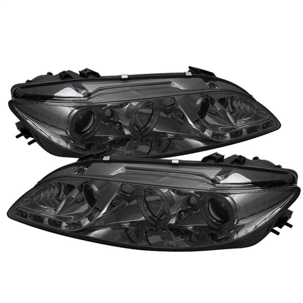 Spyder Auto - Halo DRL LED Projector Headlight 5042545