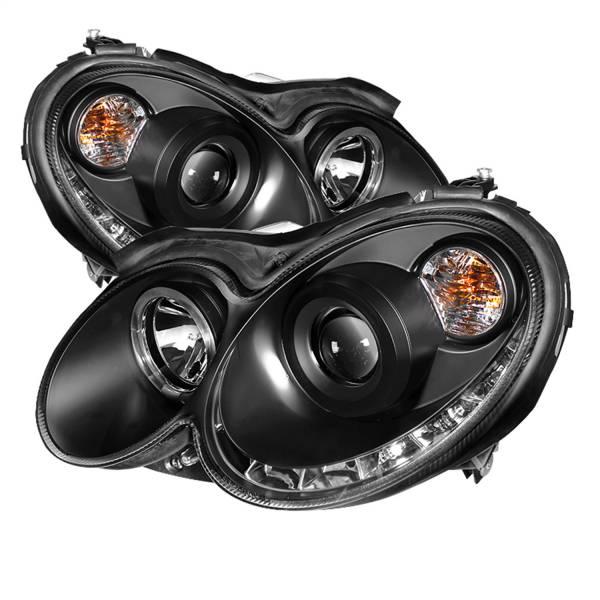 Spyder Auto - Halo DRL LED Projector Headlight 5038036