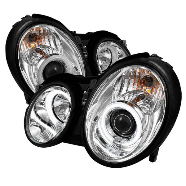 Spyder Auto - CCFL Halo Projector Headlights 5042064