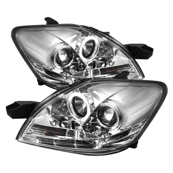 Spyder Auto - DRL LED Projector Headlights 5038937