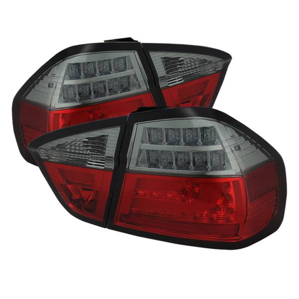 Spyder Auto - LED Indicator Light Bar LED Tail Lights 5071989