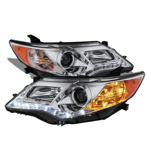 Spyder Auto - DRL Projector Headlights 5072641