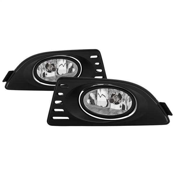Spyder Auto - OEM Fog Lights 5020666