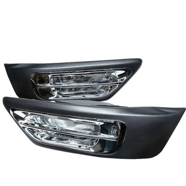 Spyder Auto - OEM Fog Lights 5021007