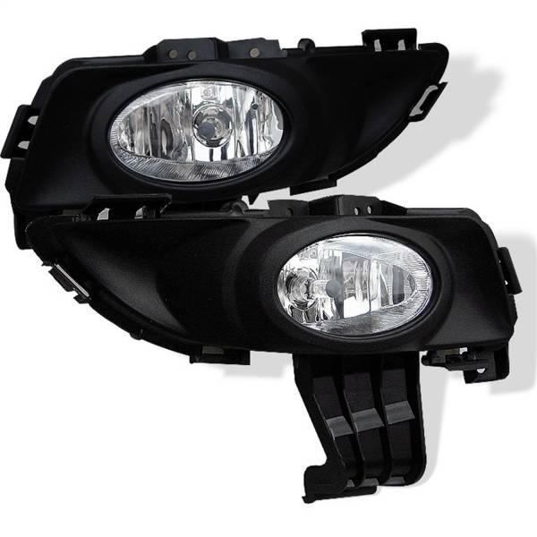 Spyder Auto - OEM Fog Lights 5021113