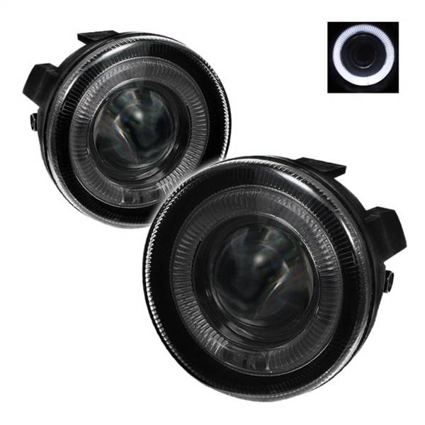 Spyder Auto - Halo Projector Fog Lights 5021229