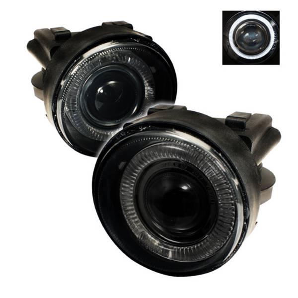 Spyder Auto - Halo Projector Fog Lights 5021243
