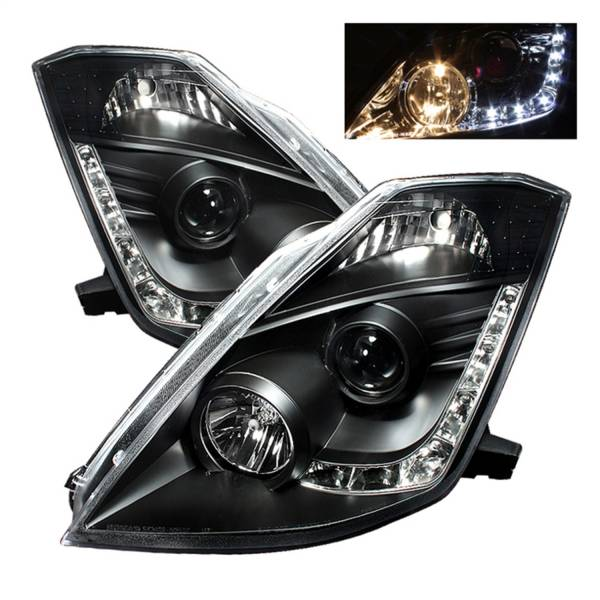 Spyder Auto - DRL LED Projector Headlights 5064738