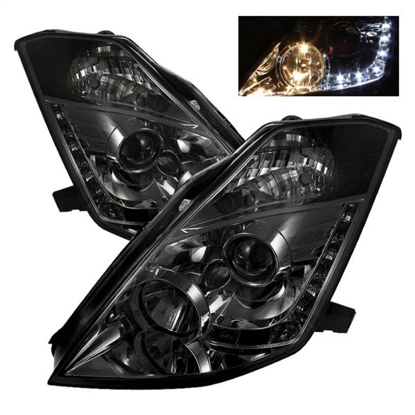 Spyder Auto - DRL LED Projector Headlights 5064752