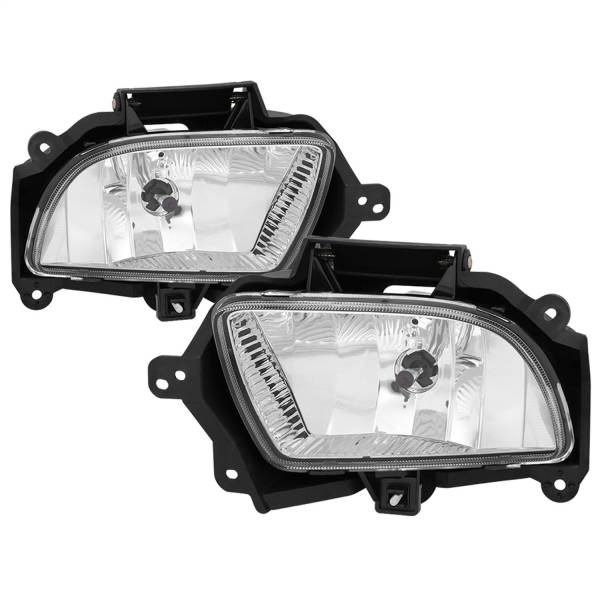 Spyder Auto - OEM Fog Lights 5064936