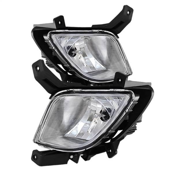 Spyder Auto - OEM Fog Lights 5064943