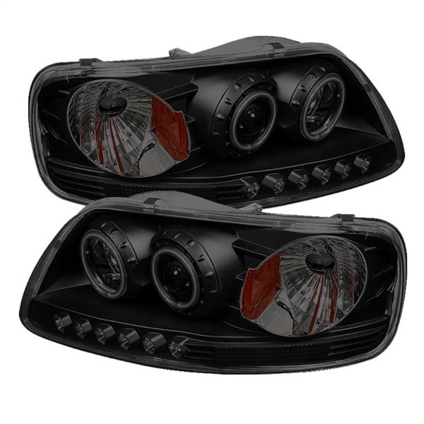 Spyder Auto - CCFL Halo LED Projector Headlights 5078858