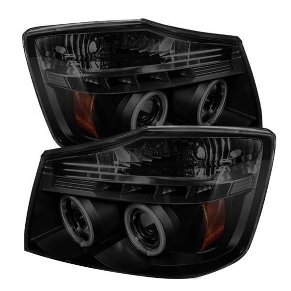 Spyder Auto - CCFL Halo LED Projector Headlights 5078995