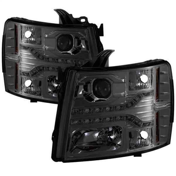 Spyder Auto - DRL LED Projector Headlights 5083593