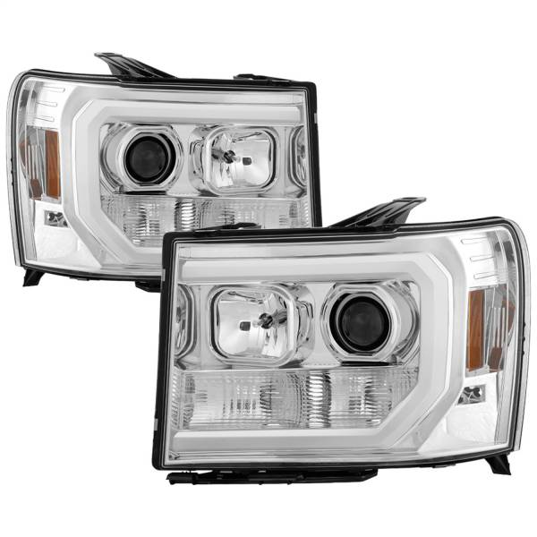 Spyder Auto - DRL LED Projector Headlights 5083647