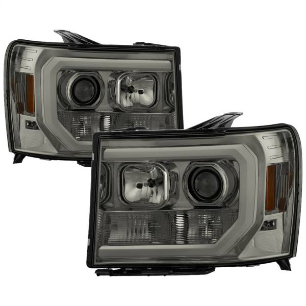Spyder Auto - DRL LED Projector Headlights 5083654