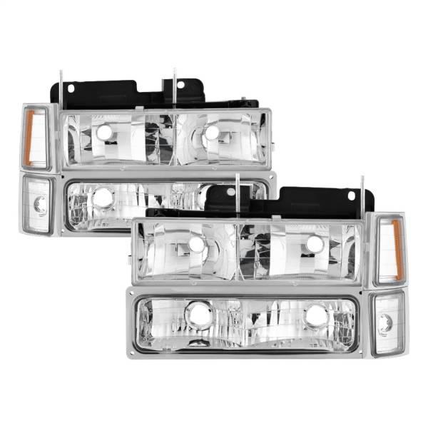 Spyder Auto - XTune Headlights 5069535