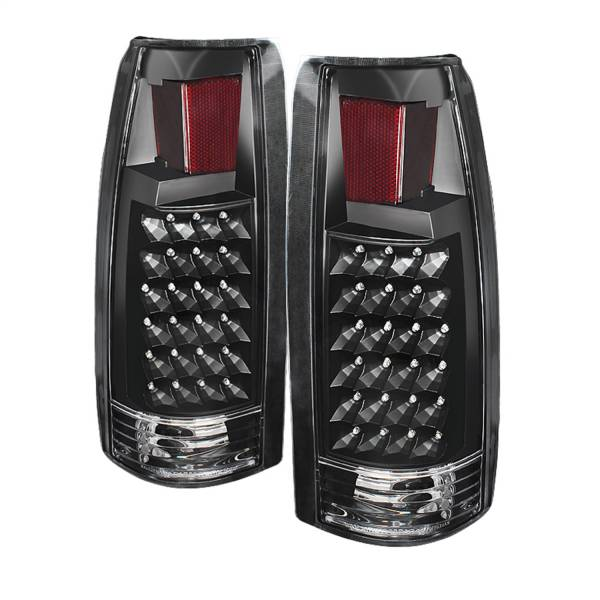 Spyder Auto - XTune LED Tail Lights 9022449