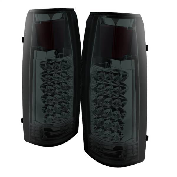 Spyder Auto - XTune LED Tail Lights 9022456
