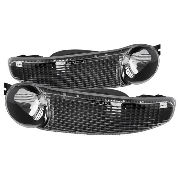 Spyder Auto - XTune Bumper Lights 9027079