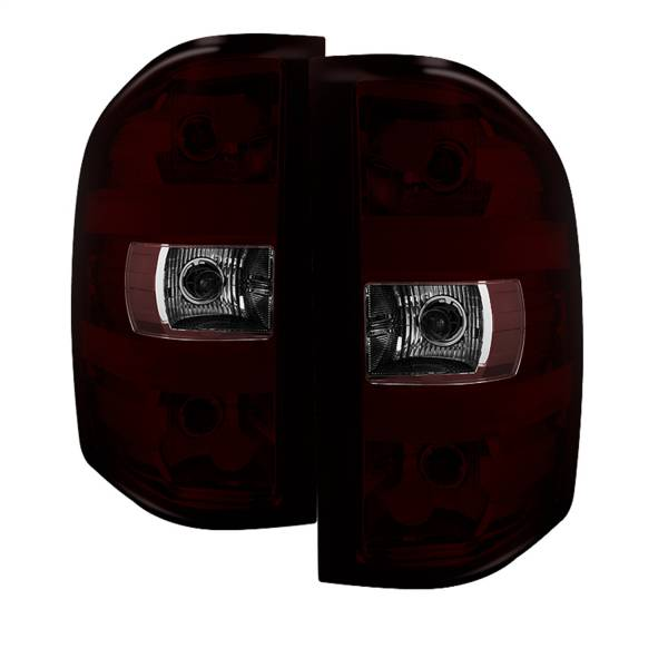 Spyder Auto - XTune LED Tail Lights 9033100