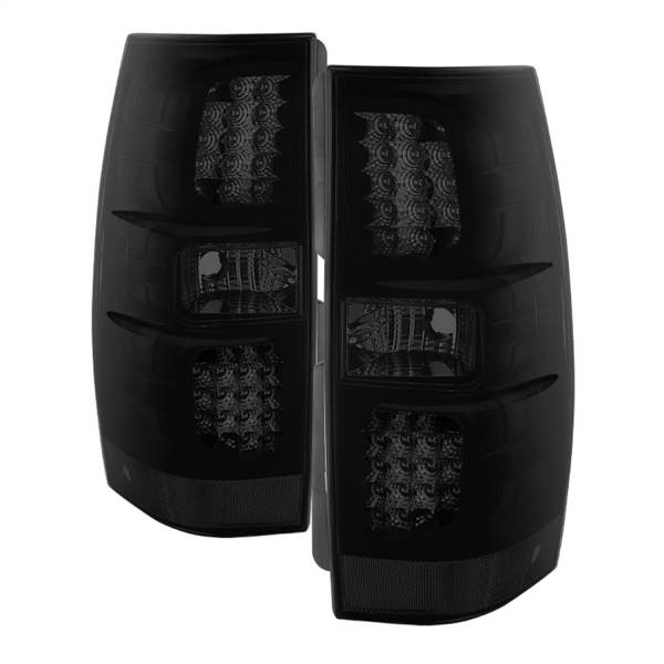 Spyder Auto - XTune LED Tail Lights 9033926