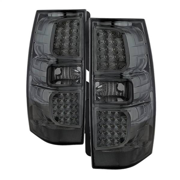 Spyder Auto - XTune LED Tail Lights 9033933