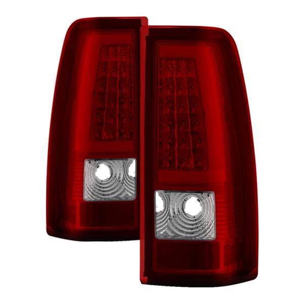 Spyder Auto - XTune Version 3 Light Bar LED Tail Lights 9038792