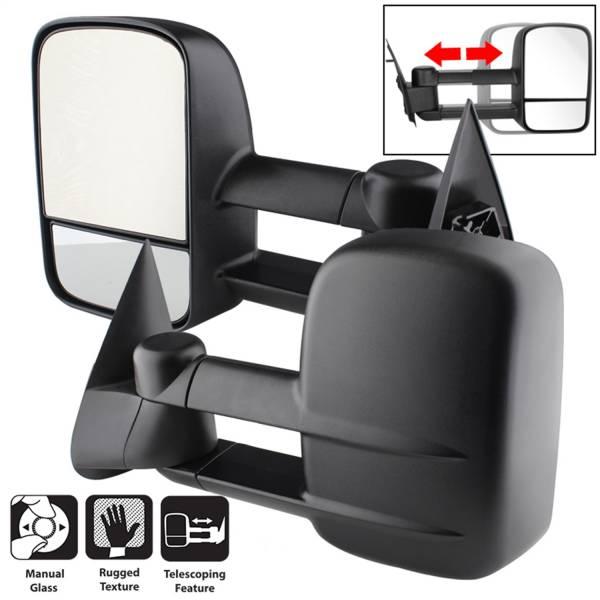 Spyder Auto - XTune Door Mirror Set 9935688