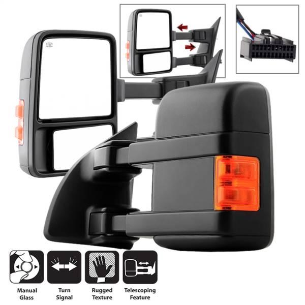 Spyder Auto - XTune Door Mirror Set 9935794