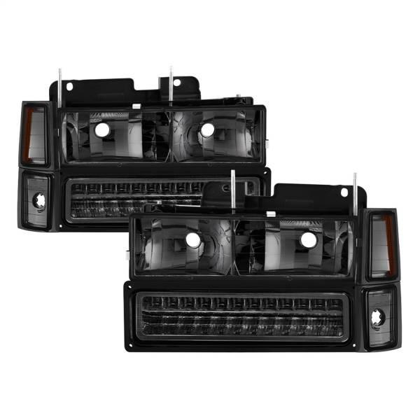 Spyder Auto - XTune LED Bumper Lights 5069566
