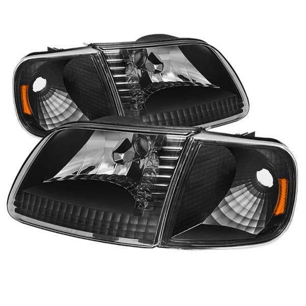 Spyder Auto - XTune Crystal Headlights 5070319