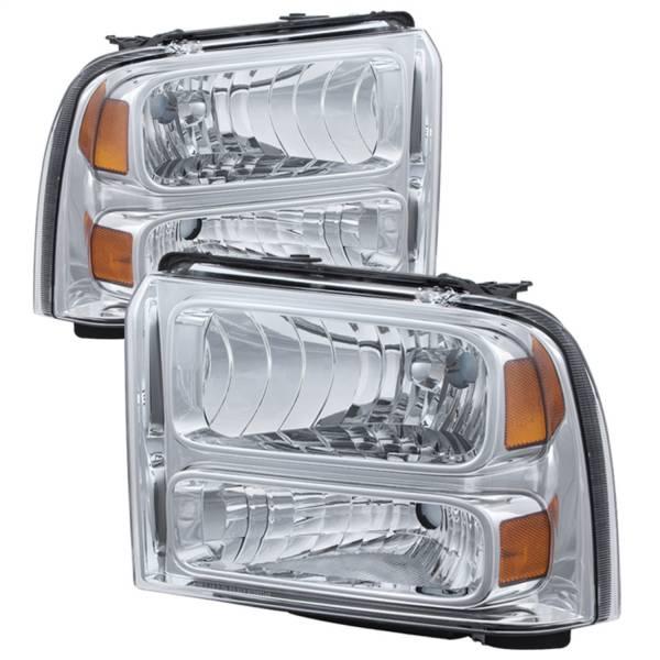 Spyder Auto - XTune Crystal Headlights 9026560