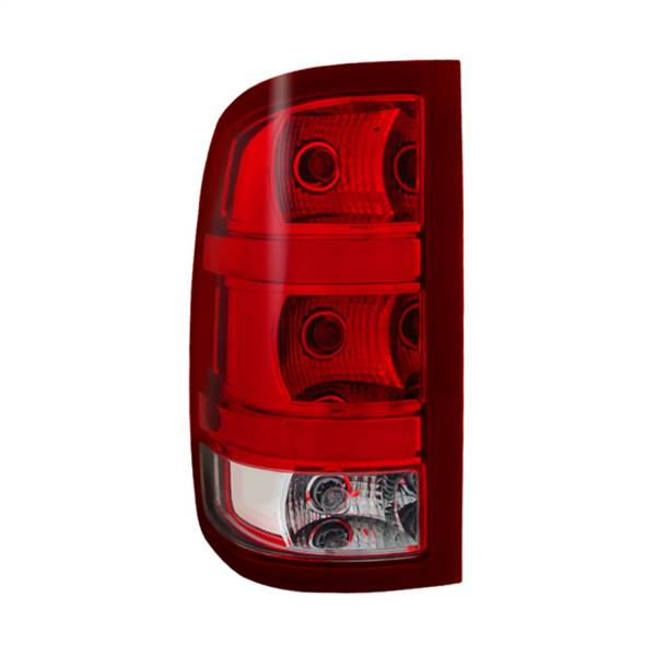 Spyder Auto - XTune Tail Light 9031991
