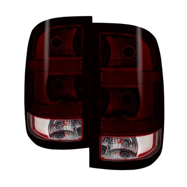 Spyder Auto - XTune Tail Lights 9032011