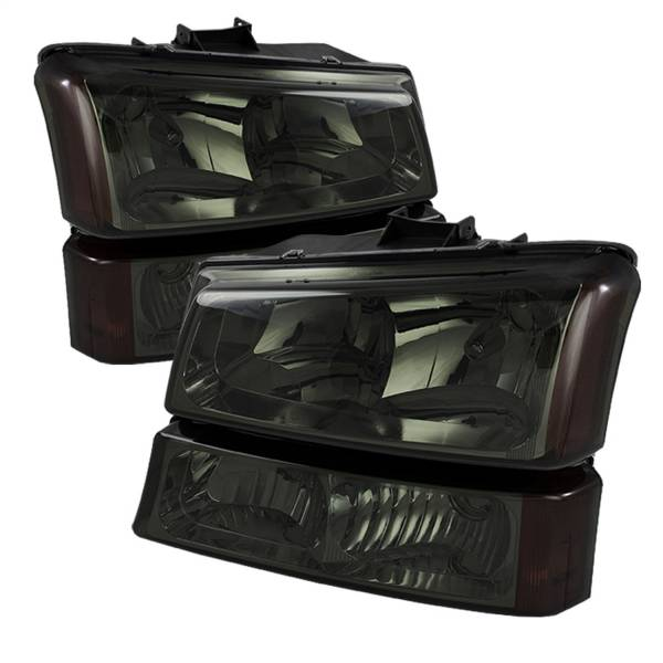 Spyder Auto - XTune Crystal Headlights 5064523