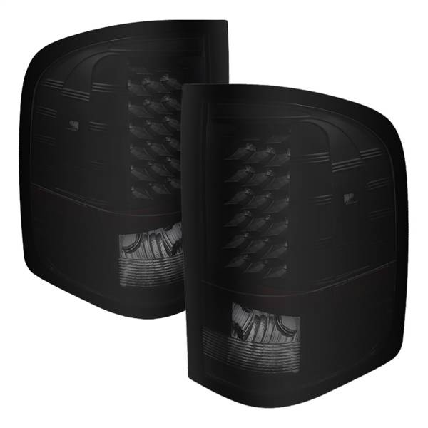 Spyder Auto - XTune LED Tail Lights 5077493